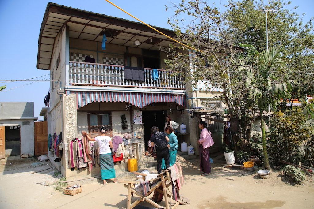 ミャンマー竹紙探訪の旅 その3