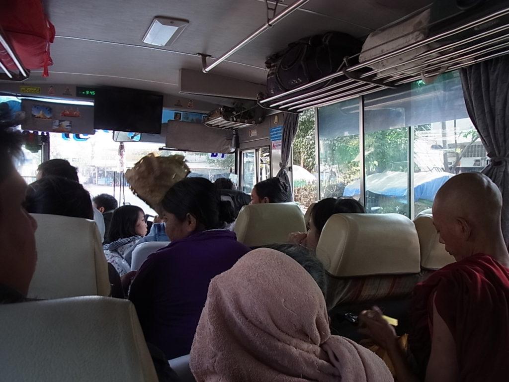 ミャンマー竹紙探訪の旅 その5