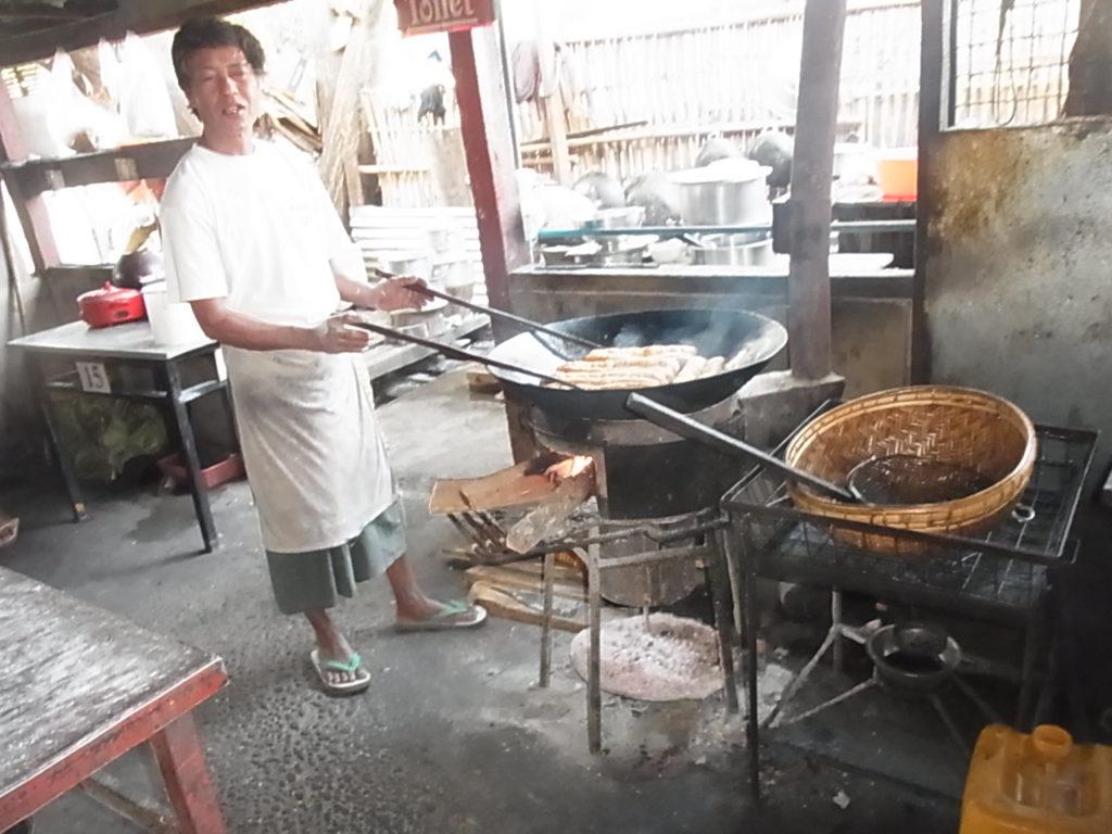 ミャンマー竹紙探訪の旅 その7