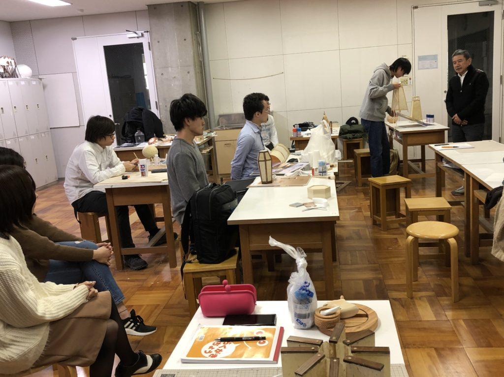 竹紙照明合評会