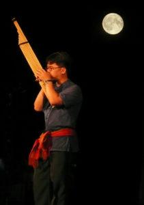 ホタルライブ「ケーン演奏会」